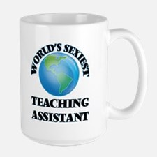 World's Sexiest Teaching Assistant Mugs