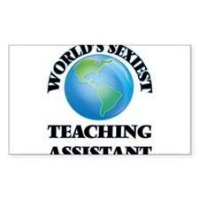 World's Sexiest Teaching Assistant Decal