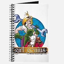 Girl Genius Journal