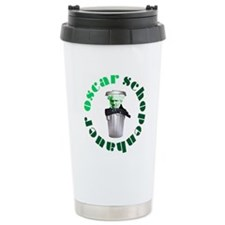Funny Optimism Travel Mug