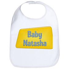 Baby Natasha Bib