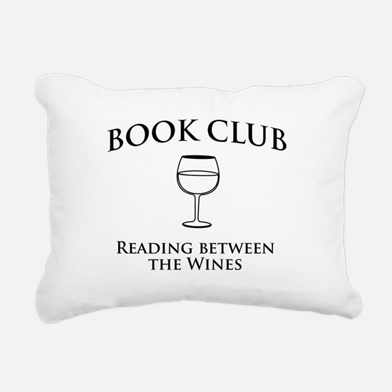 Book Club Reading Between The Wines. Rectangular C