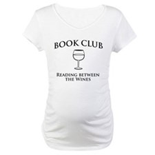 Book Club Reading Between The Wines. Shirt