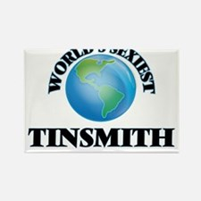 World's Sexiest Tinsmith Magnets