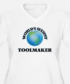World's Sexiest Toolmaker Plus Size T-Shirt