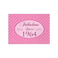 Fabulos Since 1964 5'x7'Area Rug