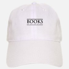 Books are yoga for the mind Baseball Baseball Baseball Cap