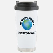 World's Sexiest Toxicol Stainless Steel Travel Mug