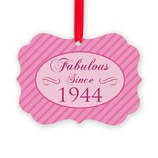 Fabulos Since 1944 Ornament