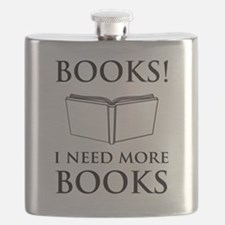 Books! I need more books. Flask