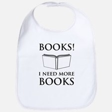 Books! I need more books. Bib