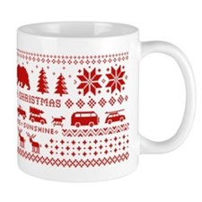 California Christmas Mug