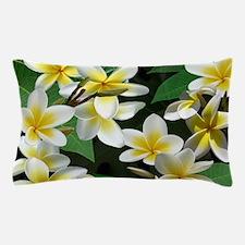 Plumeria Flowers Pillow Case