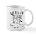 Waltz Dance Designs Mug