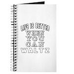 Waltz Dance Designs Journal