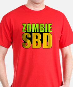 ZOMBIE SBD T-Shirt