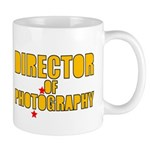 The DIRECTOR OF PHOTOGRAPHY Mug