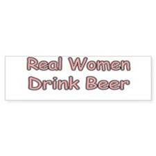Beer Bumper Bumper Sticker