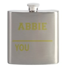 Cool Abby Flask
