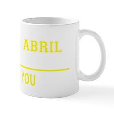 Cool Abril Mug