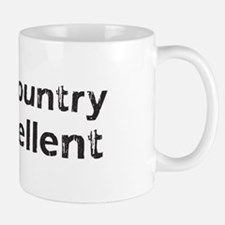 Cross Country eXCellent Mug
