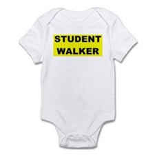 Student Walker Infant Bodysuit