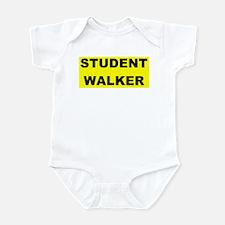 Student Walker Infant Bodysuit