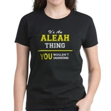 Funny Aleah Tee