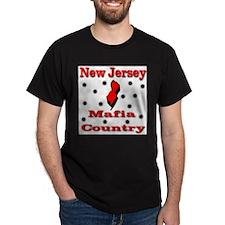 New Jersey Mafia Country T-Shirt