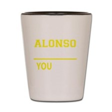 Cool Alonso Shot Glass