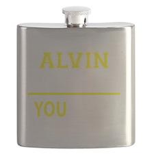 Funny Alvin Flask