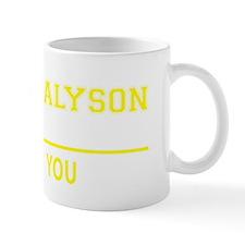 Cool Alyson Mug