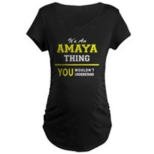 Unique Amaya T-Shirt