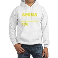 Cute Amina's Jumper Hoody