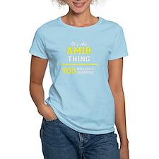 Funny Amir T-Shirt