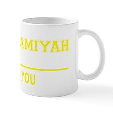 Funny Amiyah Mug