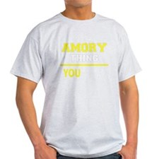 Unique Amory T-Shirt