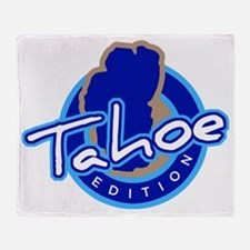 Tahoe Edition Throw Blanket