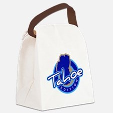 Tahoe Edition Canvas Lunch Bag