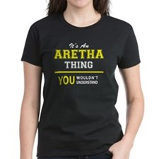 Funny Aretha Tee