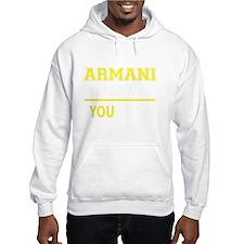 Unique Armani Hoodie