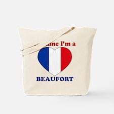 Beaufort, Valentine's Day Tote Bag