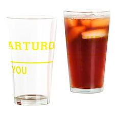 Unique Arturo Drinking Glass