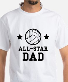 All Star Volleyball Dad T-Shirt
