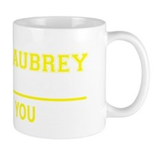 Unique Aubrey Mug
