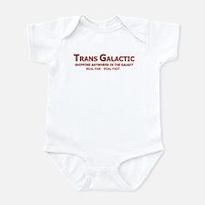 Trans Galactic Infant Bodysuit