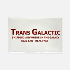 Trans Galactic Rectangle Magnet