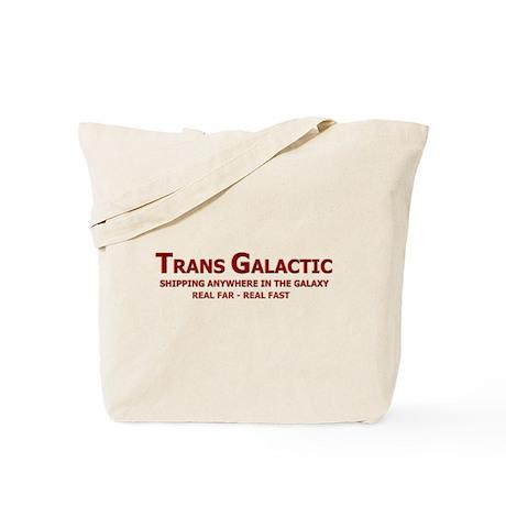 Trans Galactic Tote Bag