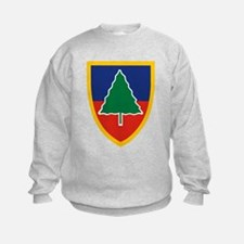 91st Division Training.png Sweatshirt