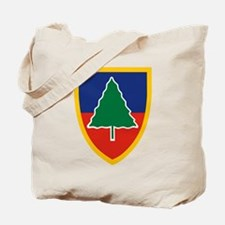 91st Division Training.png Tote Bag